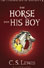 """The Horse and His Boy is first published. Alternate titles considered by C. S. Lewis and his publisher include Narnia and the North, Over the Border, and The Desert Road to Narnia. <a href=""""https://narnia.com/books/9780061974137/the-horse-and-his-boy"""">Buy this book</a>"""