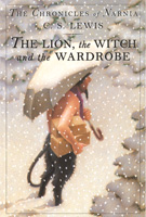 HarperCollins releases hardcover editions of The Chronicles of Narnia in the United States with new jacket art from two-time Caldecott Medalist Chris Van Allsburg.