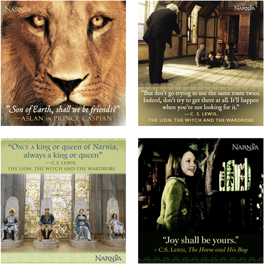 Narnia on Instagram